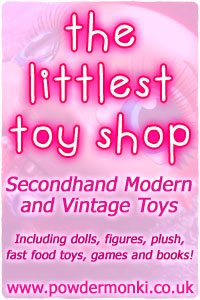 The Littlest Toy Shop