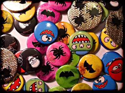 Powder Monki :: Accessories :: Badges