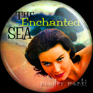 Enchanted Sea - LP Badge/Magnet
