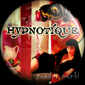 Hypnotique - LP Badge/Magnet