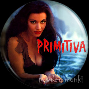 Primitiva - LP Badge/Magnet