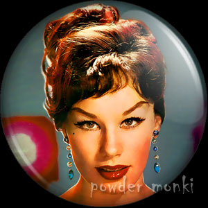 Exotic Sounds From The Silver Screen - LP Badge/Magnet