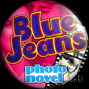 Blue Jeans Annual - Badge/Magnet