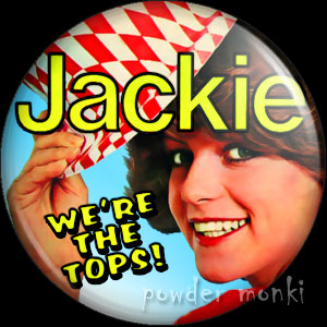 Jackie Annual - Badge/Magnet