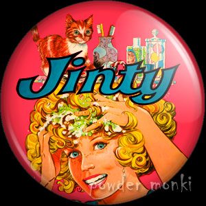 Jinty Annual - Badge/Magnet