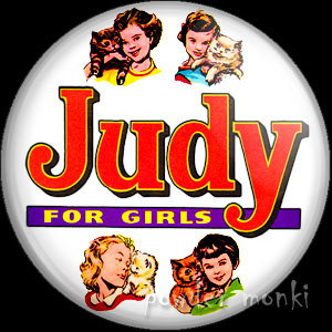 Judy Annual - Badge/Magnet