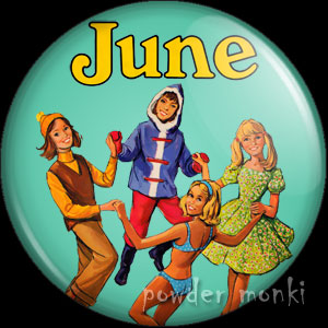June Annual - Badge/Magnet