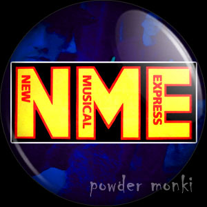 NME - Music Magazine Badge/Magnet 2