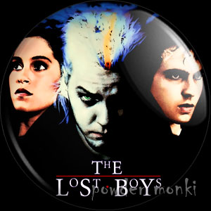 Lost Boys - Retro Movie Badge/Magnet