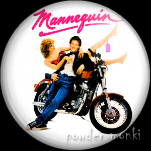 Mannequin - Retro Movie Badge/Magnet