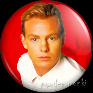 "Jason Donovan ""Ten Good Reasons"" - Retro Music Badge/Magnet"
