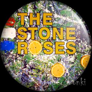 "Stone Roses ""The Stone Roses"" - Album Cover Badge/Magnet"