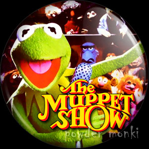 Muppet Show - Retro Cult TV Badge/Magnet