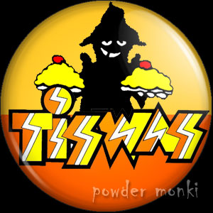 TisWas - Retro Cult TV Badge/Magnet