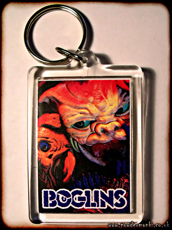 Boglins - Retro Toy Keyring
