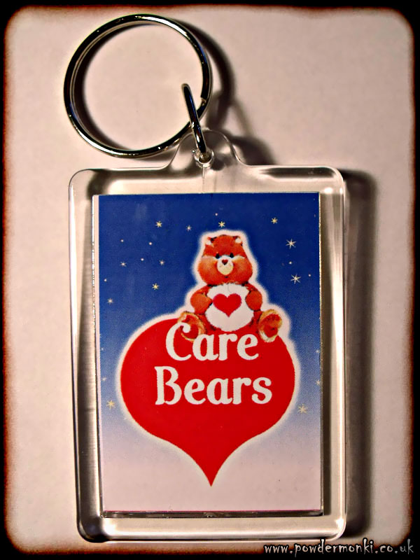 Care Bears - Retro Toy Keyring