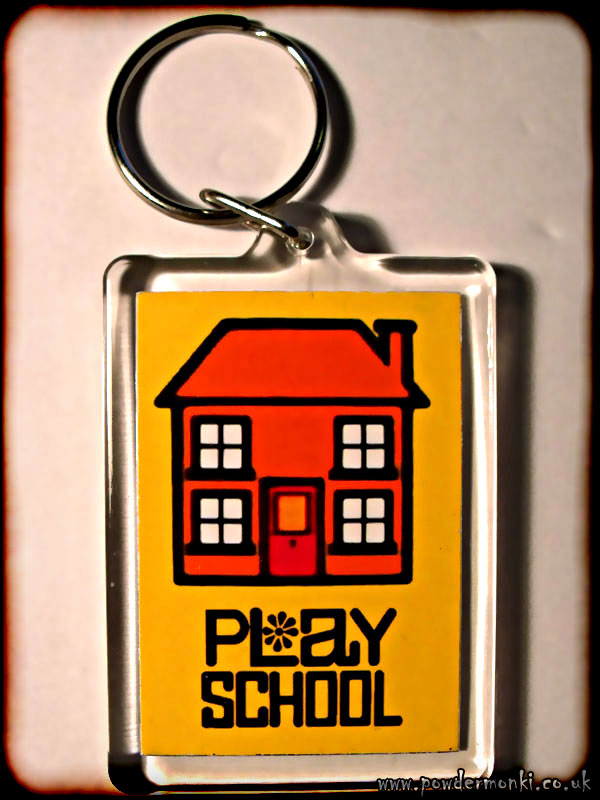 Play School - Keyring