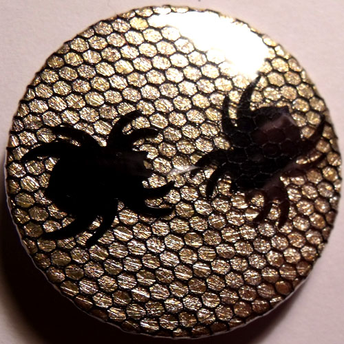 2 Spiders Gold Badge