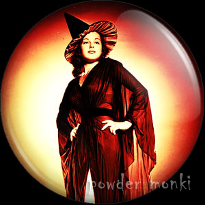 Lucia Carroll - Kitsch Witch Badge/Magnet