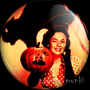 Ruth Roman - Kitsch Witch Badge/Magnet