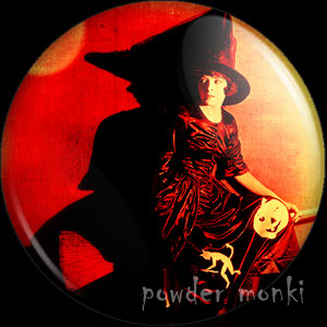 Colleen Moore - Kitsch Witch Badge/Magnet