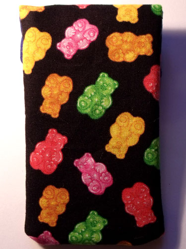 Gummy Bears Candy Sweets Phone Case - Click Image to Close