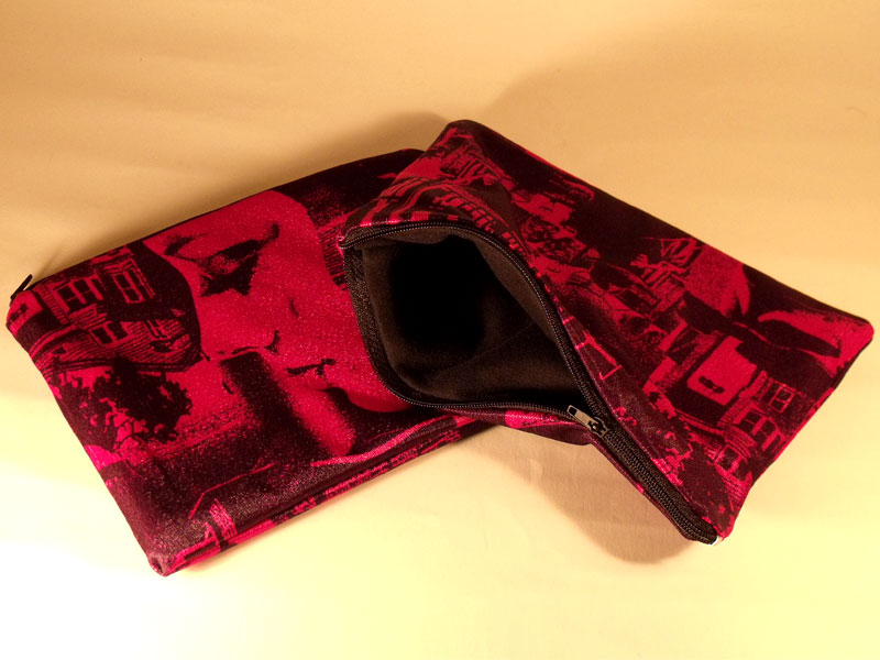1920's Gangster Mob Make-up Bag