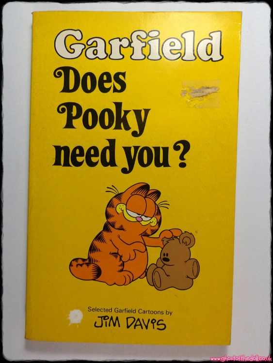 "Garfield ""Does Pooky Need You?"" Book No.3 (1983/1987)"