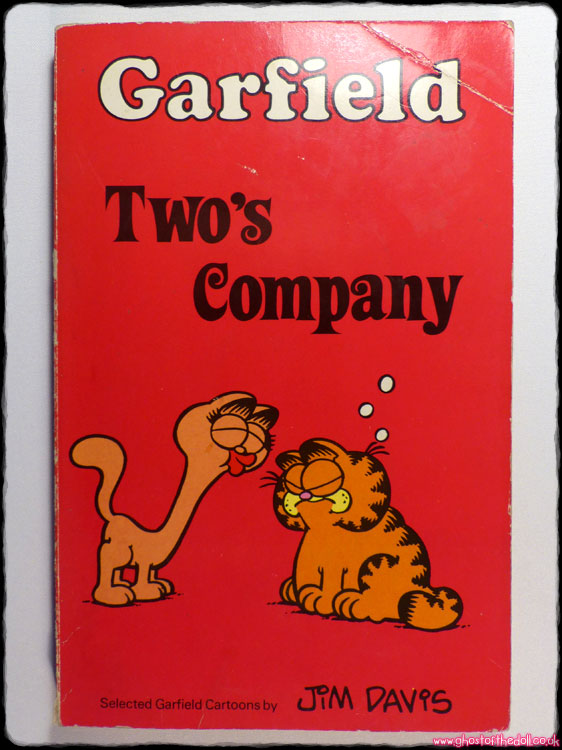 "Garfield ""Two's Company"" Book No.5 - First Edition (1984)"