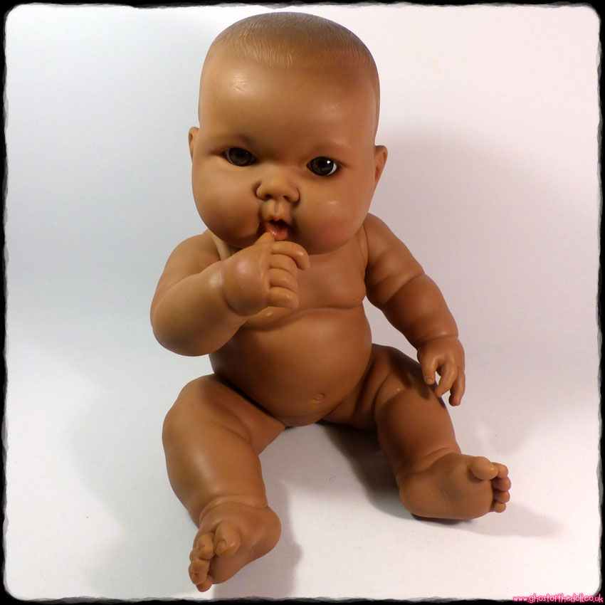 "Berenguer ""Lots To Love Babies"" Bath Doll Baby - Brown Eyes"
