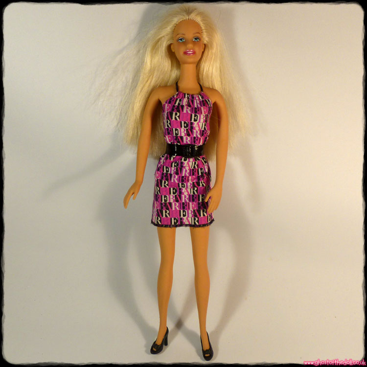 "Barbie ""Dance 'n Flex Barbie"" Soft-Flex Doll (Mattel 2002)"