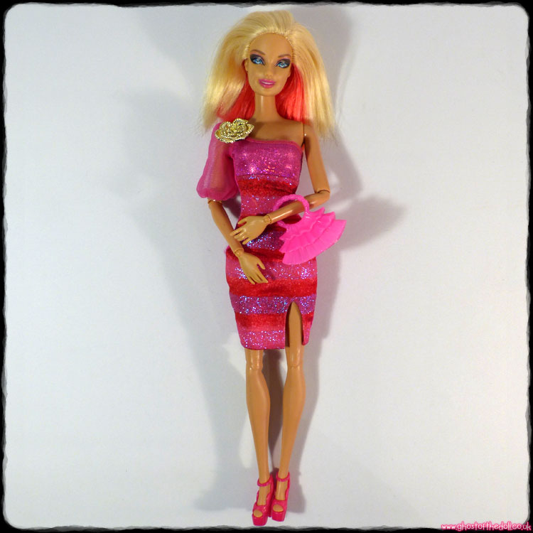 "Barbie: Fashionista ""Hot Pink"" (Mattel 2012)"
