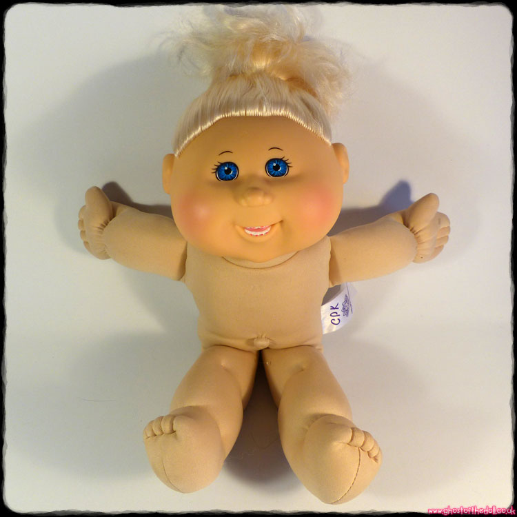 Cabbage Patch Kids - Blond + Blue Eyes with Braces (JAKKS 2014)