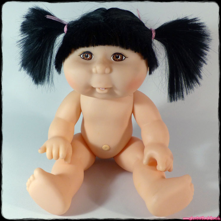 "Cabbage Patch Kids ""Brushin' Teeth Baby"" (Mattel 1996)"