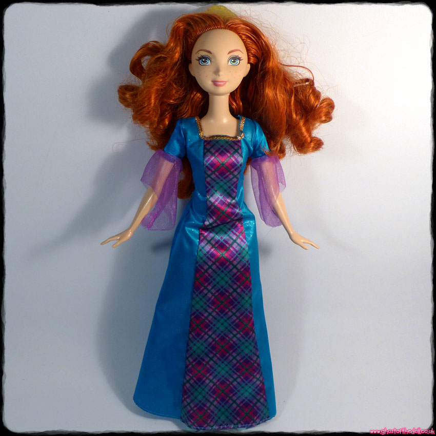 "Disney: Brave ""Colourful Curls Merida"" Doll (Mattel 2012)"