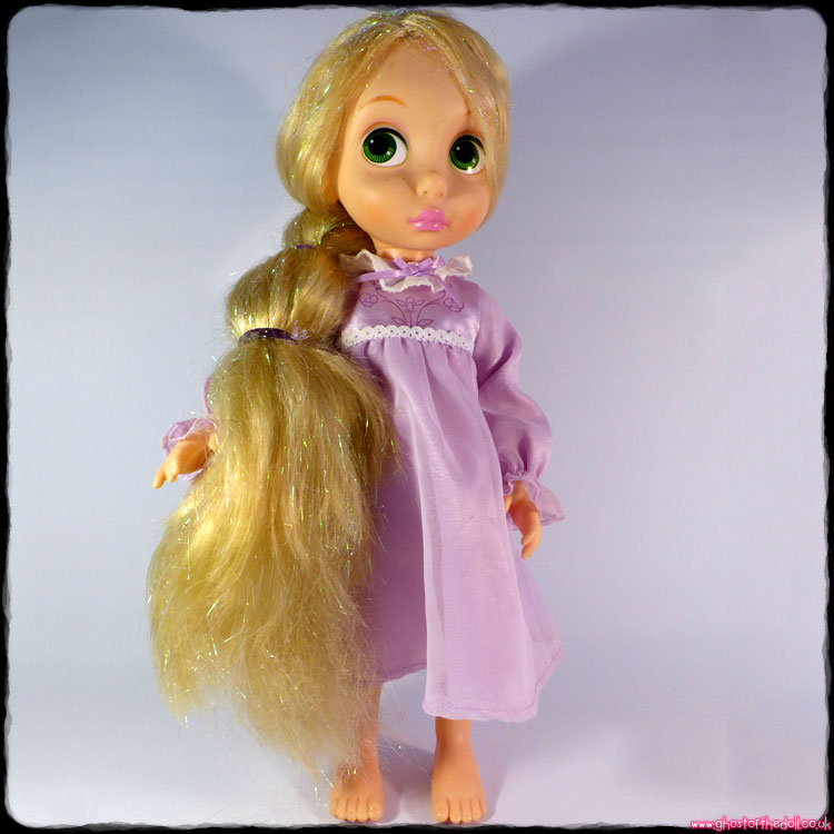 "Disney Toddler Doll: Tangled ""Rapunzel"" ~ 1st Edition (2010)"