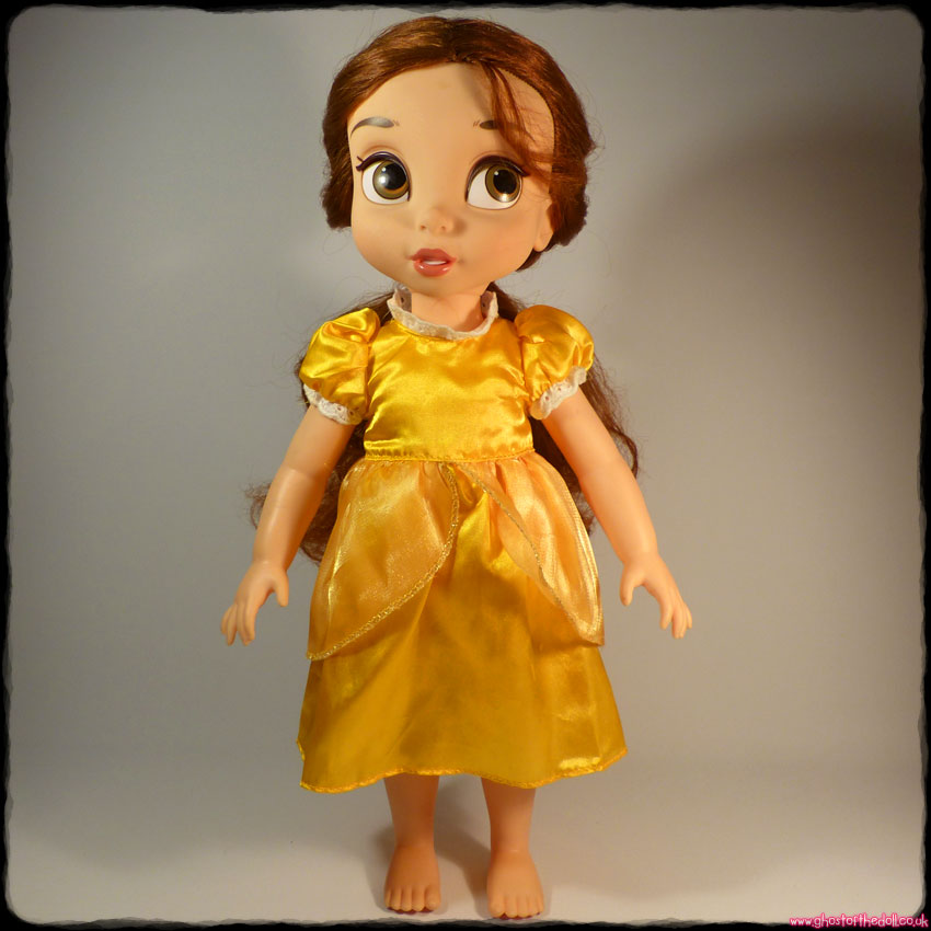 "Disney Toddler Doll: Animators Collection ""Belle"""