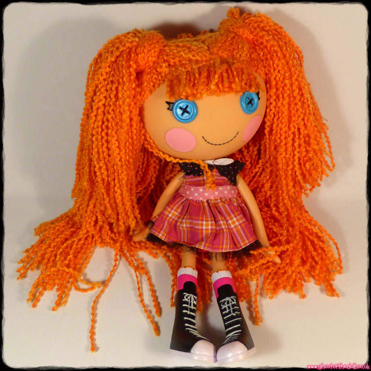 "Lalaloopsy ""Bea Spells-a-Lot"" Loopy Hair Doll (MGA 2013)"