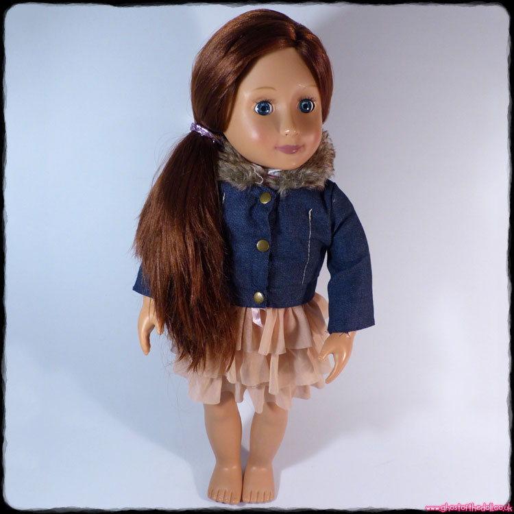 "Our Generation ""Ayla"" Large Doll + Clothes (Battat)"