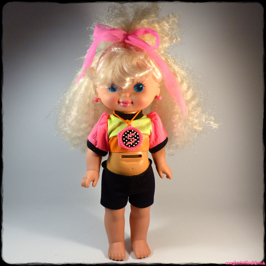 Sally Secrets Doll (Mattel 1992)
