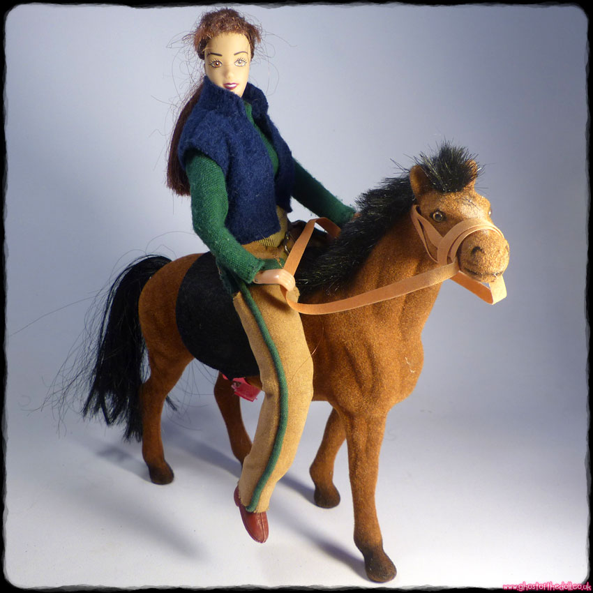 "BREYER 8"" Doll Outfit Pony ~ Lets Go Riding #1265 (Reeves 2006)"