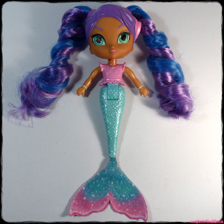 "Shimmer & Shine: Mermaid ""Nila"" Doll (Mattel 2016)"