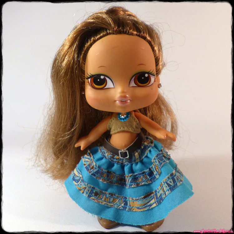 "Bratz: Babyz ""Yasmin"" Doll + Rodeo Fashion (MGA 2004)"
