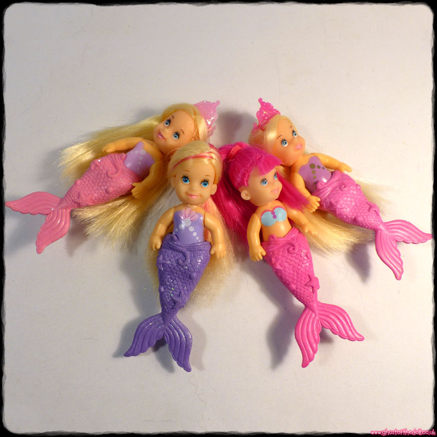 Steffi Love - 3 Little Mermaid Dolls (Simba)