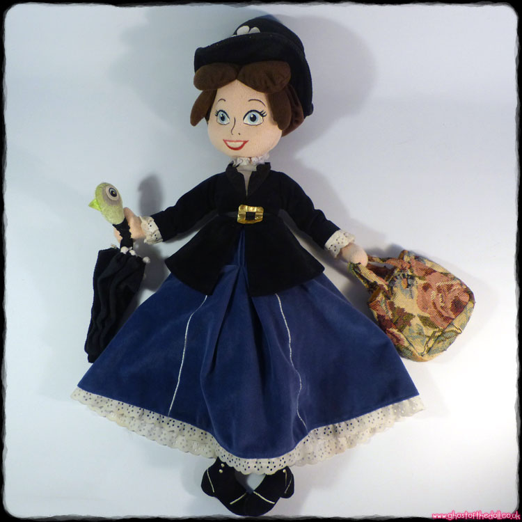 Disney: Mary Poppins - Large Soft Doll (Disney Store 2018)