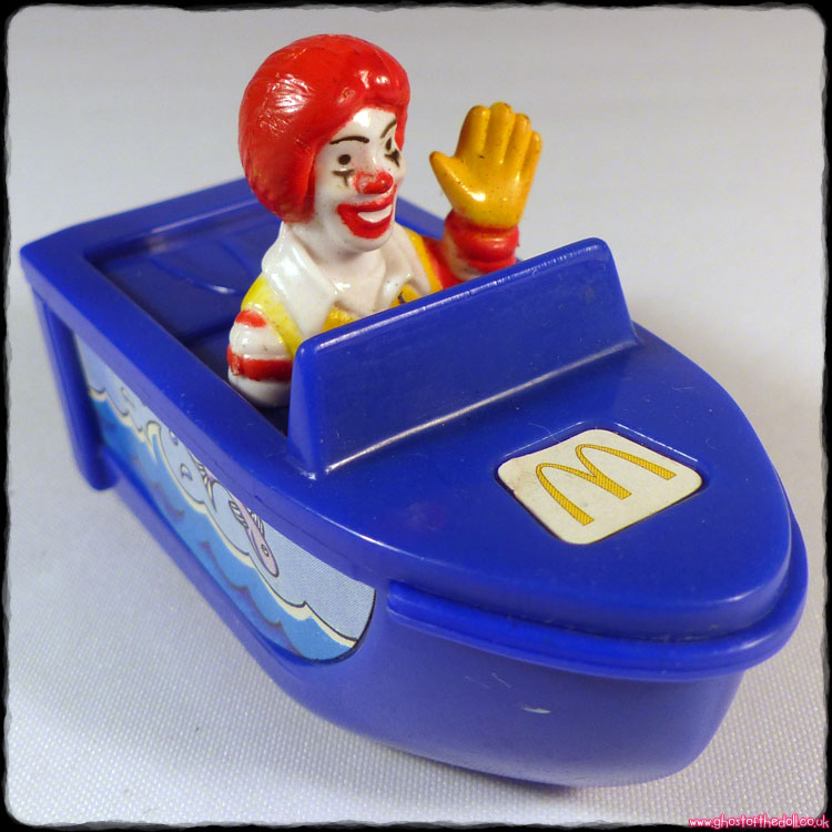 "McDonald's Speedster ""Ronald McDonald Speedboat"" (UK 1995)"