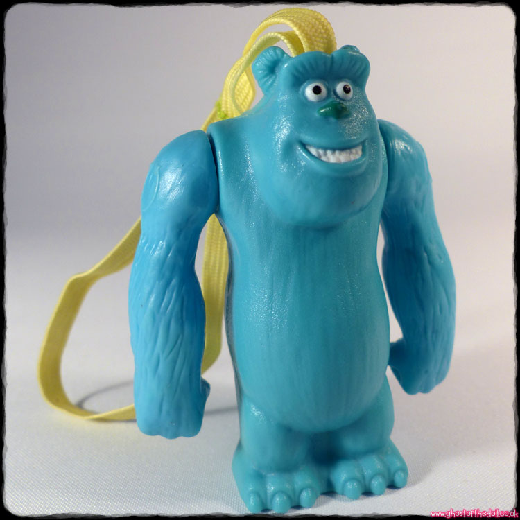 "Monsters Inc. ""Sully"" Figure With Moving Arms (Nestle 2002)"