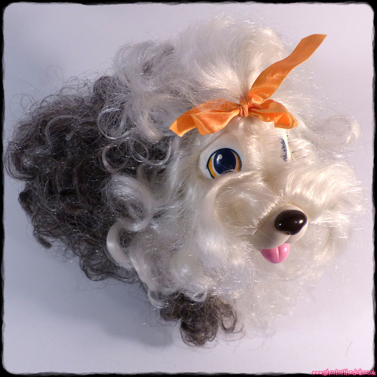 "Sweetie Pups ""Old English Sheepdog"" (Hasbro 1989)"
