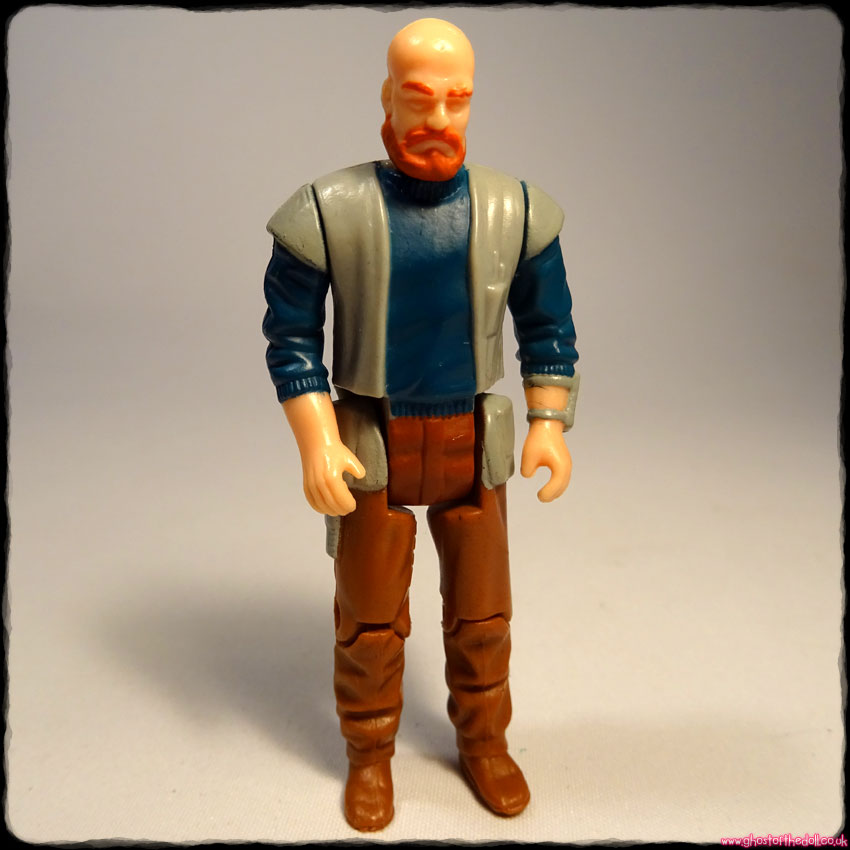 "MASK ""Alex Sector"" Mini Action Figure 3"" (Kenner 1985)"