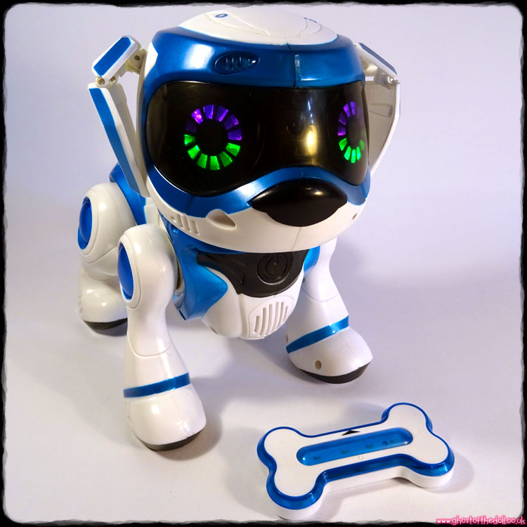 Teksta Robotic Dog & Bone 4G (Toy Quest c.2013)